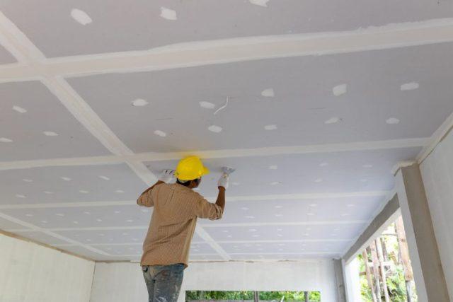 سقف مسطح(معمولی)